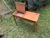 Used Wooden School Desks and Chairs, Hampshire