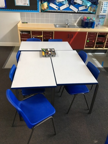 Secondhand Primary School Tables and Chairs, London