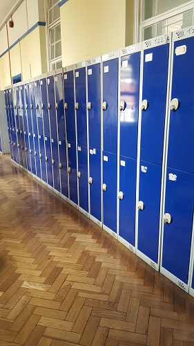 Second-hand School Lockers, Essex