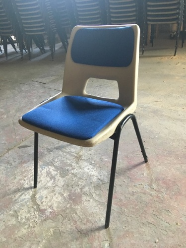 Second-Hand-Stacking-Padded-School-Chair-Birmingham