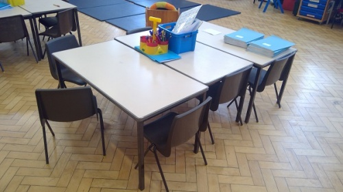 Used KS1 (Age 5-7) Primary School furniture, Manchester