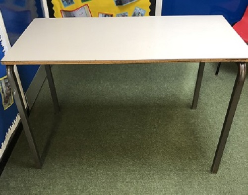 Used KS2 Age 7-11 School Tables, London