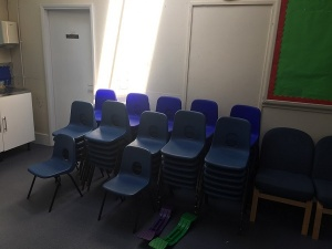Used Year 2 Classroom Chairs, Kent